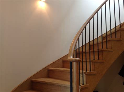 elegant staircases simple elegant curved staircase