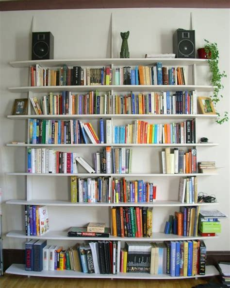 diy bookshelves