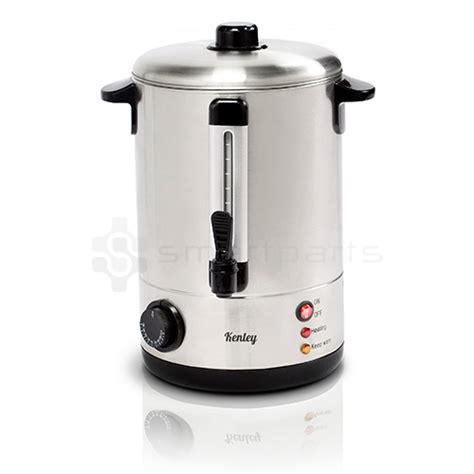Coffee Water Boiler kenley commercial catering water tea coffee urn boiler stainless steel 304 ebay
