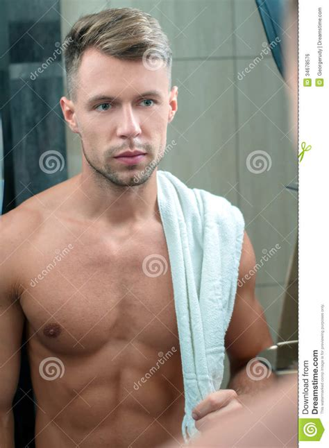 men in the bathroom man in bathroom royalty free stock image image 34678576