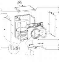 ok waschmaschine ersatzteile diverse waschmaschinen geh 228 use 246 ffnen elektronik