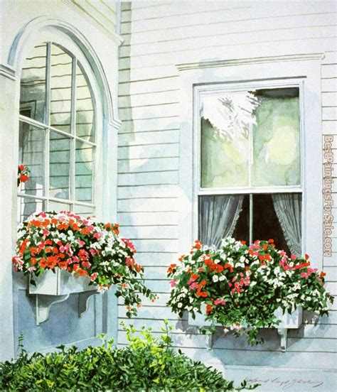 david lloyd window boxes painting best window - Window Boxes For Sale