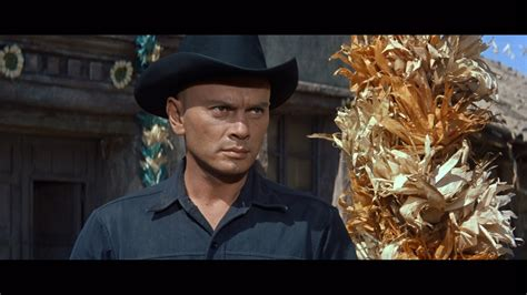 film western yul brynner a series of sevens the magnificent seven the no name