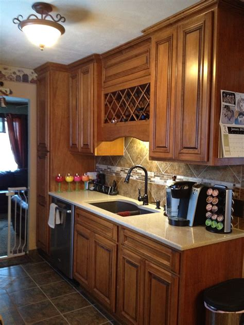earth tone kitchen for the home kitchens