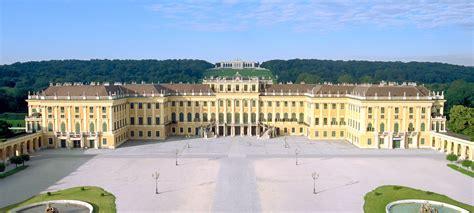 Das Schloss das schloss sch 246 nbrunn