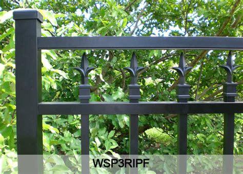 Top Aluminum Fence Manufacturers - aluminum fence manufacturer aluminum fence distributor