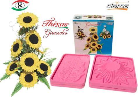 girasoles moldes de flores para hacer arreglos florales en moldes flores fomi fomy rosa alcatraz girasol hoja jumbo