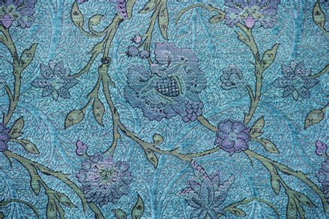 upholstery fabric boston seamist boston vine jacquard woven floral upholstery fabric