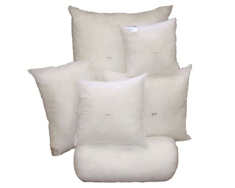 Pillow Forms by Pillow Forms Cushion Inserts