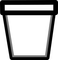 plant pot clip art at clker com vector clip art online