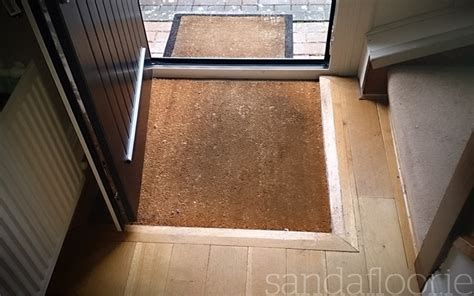 Need Mat Well Removal?   Sandafloor the Mat Well Removal