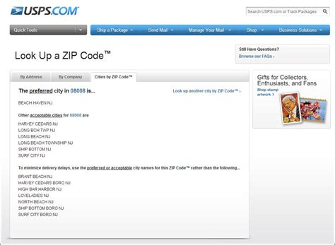 Lookup Zip Code By Address Usps Zip Code Lookup Elhouz