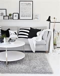 Black White Grey Living Room Gallery For Gt Black And White And Gray Living Room