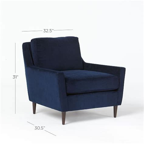 Navy Blue Accent Chairs the 25 best navy blue accent chair ideas on