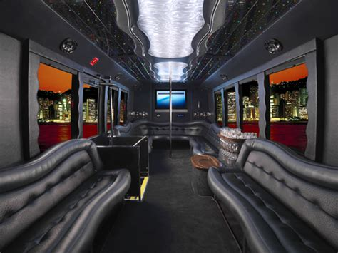 Limousine Interior Design by Dallas Fort Worth Limousine Company Adds 7 New Limos And