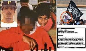 Kaos Jihad By J M K jihadi emailed mail on sunday saying i m a dead