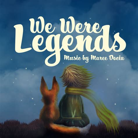 we were legends by maree docia on spotify