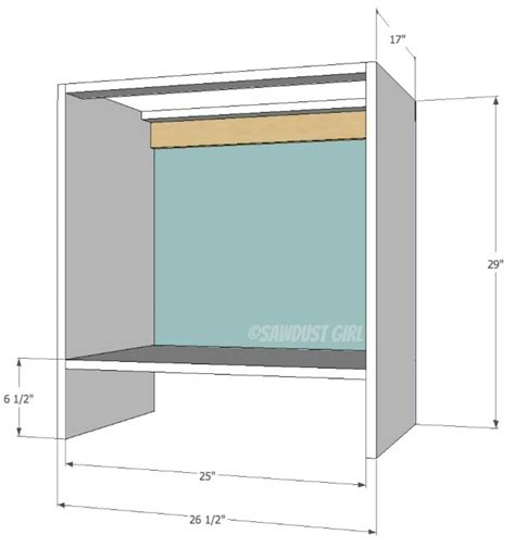 built in bookshelf base cabinet plans cara collection