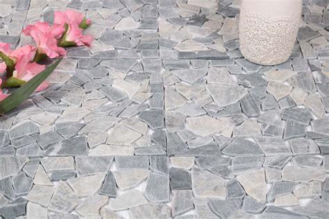 mosaik len natursten mosaik grey mix 30 5x30 5 nordic mosaic