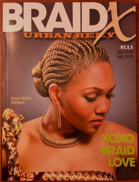 Black Hair Style Books by Braided Hairstyles For Americans