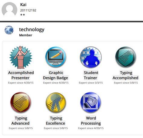 edmodo badges list open badges from edmodo to badgelist com edtech unzipped