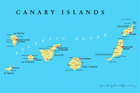canary island which canary island is right for you top attractions activities