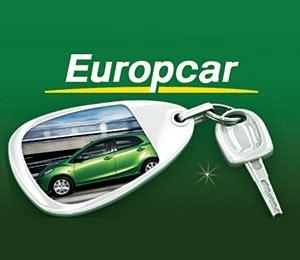 Europcar Logo & Keychain