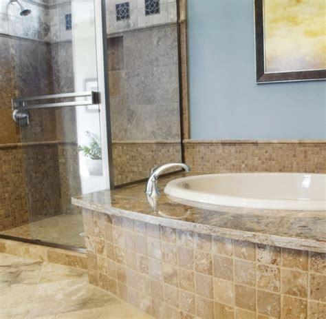 duschwand für die badewanne glas badewannen idee