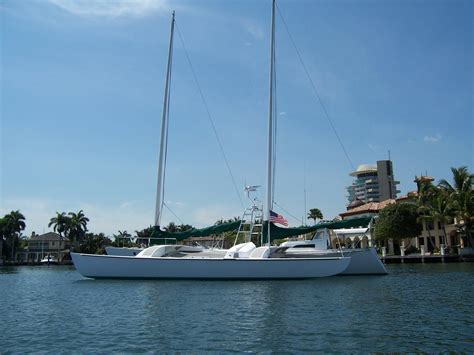trimaran juniper 1989 chris white juniper 2 trimaran sail boat for sale