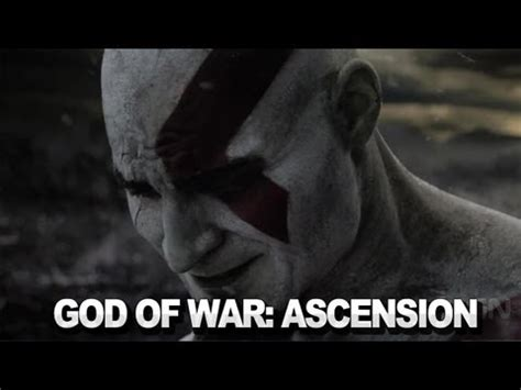 god of war the movie youtube god of war ascension from ashes live action trailer