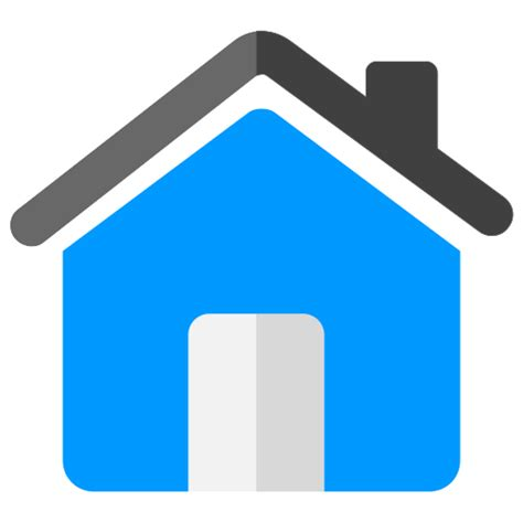home flat  icon  snipicons flat