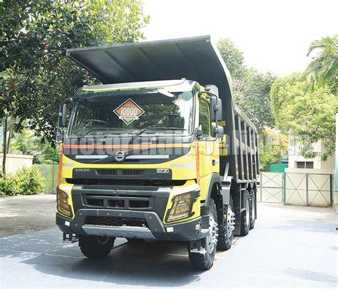 volvo trucks india volvo trucks india success story continues