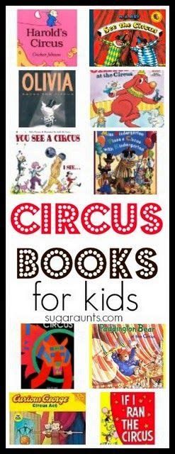 circus picture books circus books for matttroy