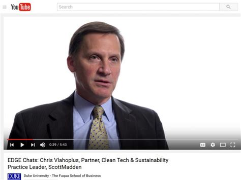 Clean Tech Mba by Cleantech Archives Edge