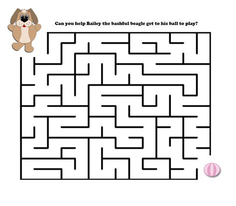 printable maze for preschoolers printable mazes for children printable 360 degree