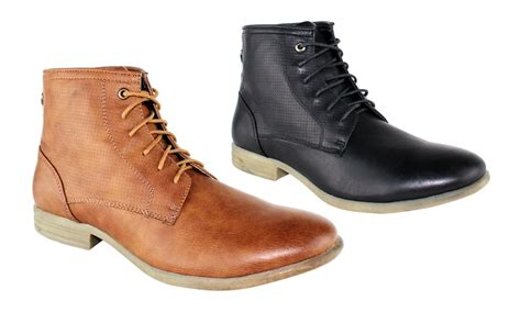 mens demi boots xray bowery s demi boot groupon