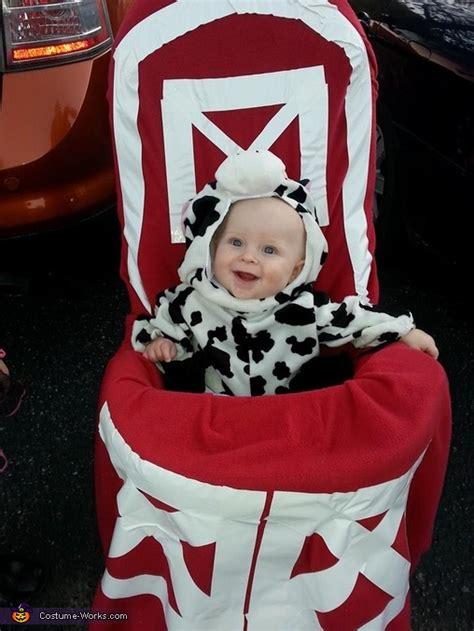 barn baby halloween costume easy diy costumes