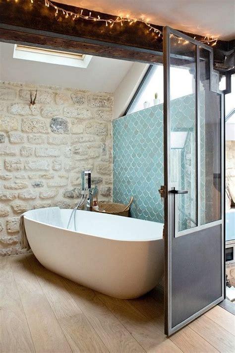 bagno rivestimento pietra rivestimenti in pietra nel bagno 20 esempi bellissimi a