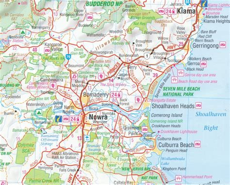printable nsw road map melbourne map centre new south wales regions