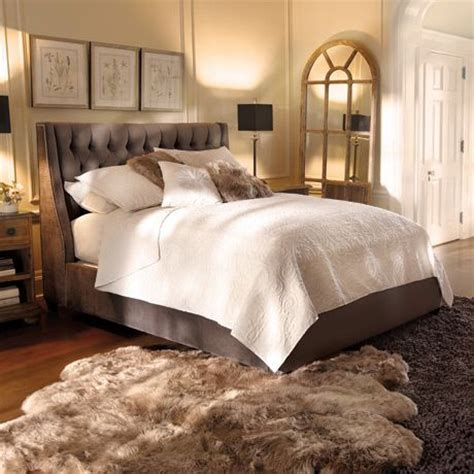 arhaus bedding king beds bedroom furniture and otter on pinterest
