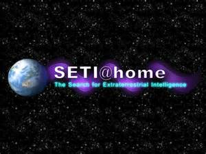 seti home searching fo e t