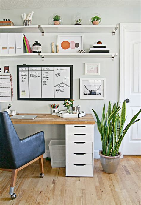 9 Steps To A More Organized Office Organized Office Desk