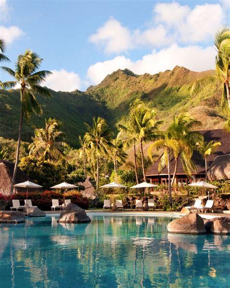 Detox Spa Mexico by Moorea Lagoon Resort Spa Moorea Polynesia