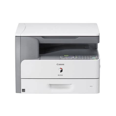 Printer Mesin Fotocopy Canon Ir jual harga canon imagerunner ir 1024 mesin fotocopy