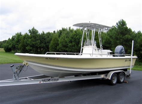 sea pro bay boat sold sea pro sv2400cc bay boat w 250hp hpdi the hull
