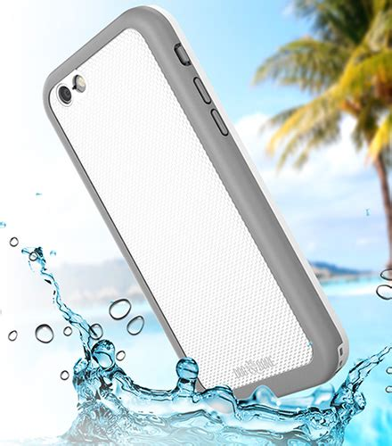 Zimon Proofings Premium Protection System For Iphone 6 waterproof for iphone 6 bone cases