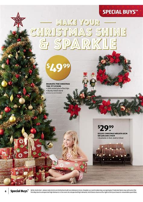 aldi catalogue special deals christmas and summer page 6