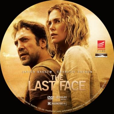 Last Face 2016 Full Movie The Last Face Dvd Covers Labels By Covercity