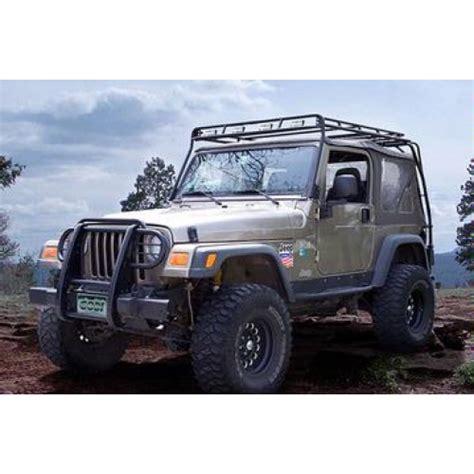 Gobi Jeep Rack by Gobi Jeep Wrangler Tj Roof Rack