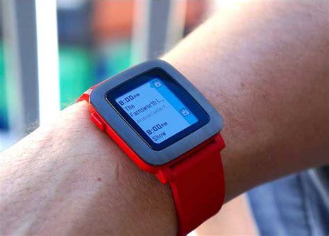 Smartwatch Pebble Time probamos el pebble time uno de los smartwatch m 225 s baratos trendisima